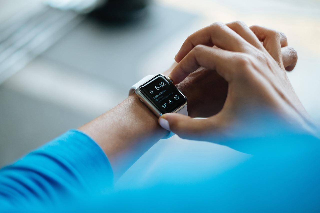L'essor des montres connectées